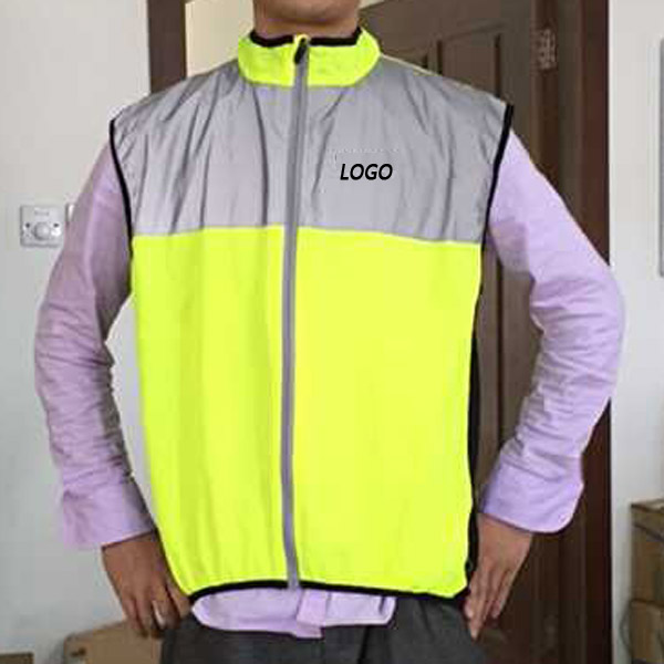 bicycle safety vest a