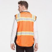 heavy duty safety vest b