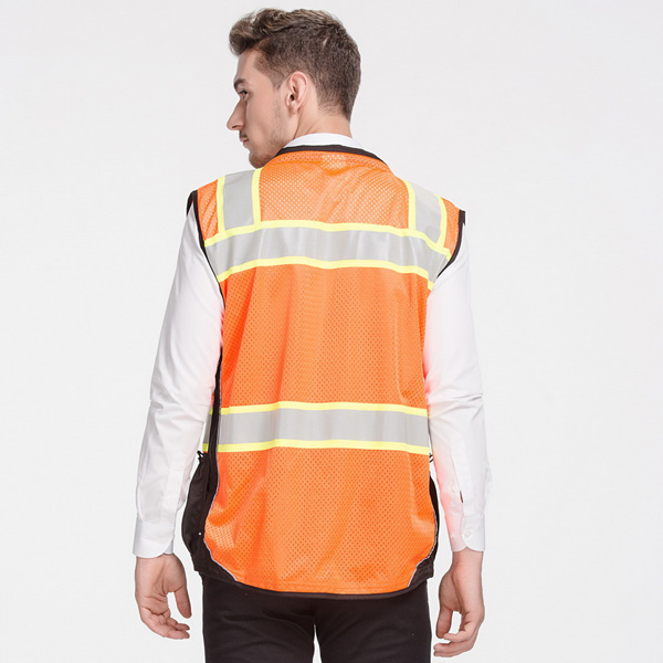 heavy duty safety vest b
