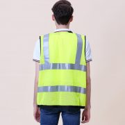 heavy duty surveyor safety vest b