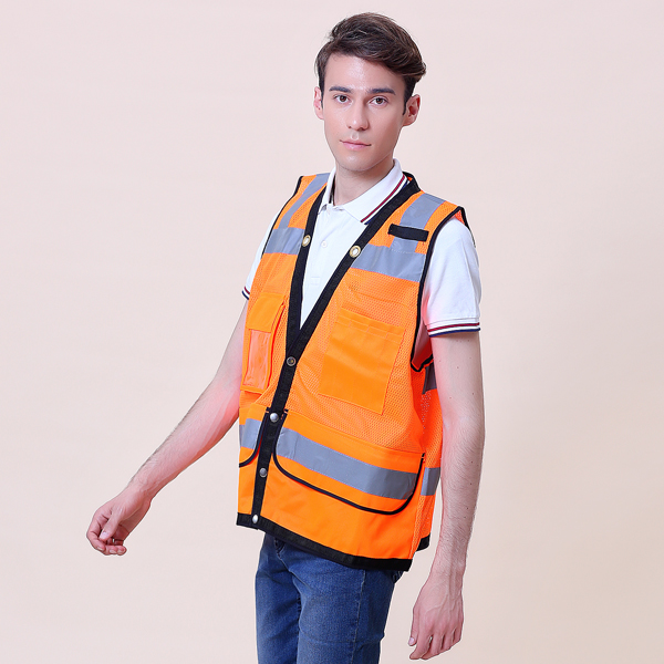 heavy duty surveyor safety vest c