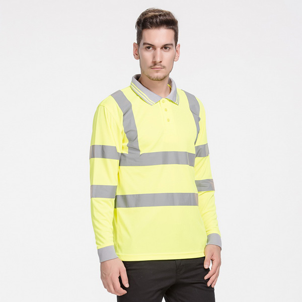 long sleeve reflective shirts a