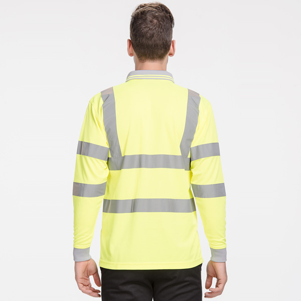 long sleeve reflective shirts b