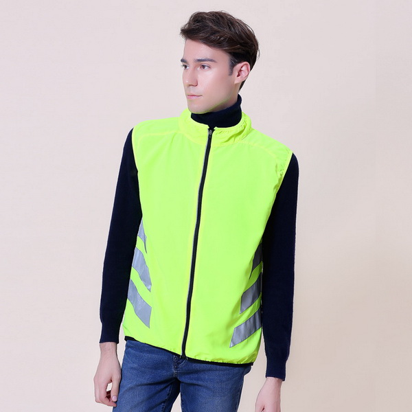 reflective cycling vest a