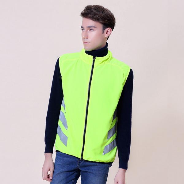 reflective cycling vest a