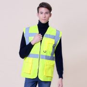 safety vest with pockets a