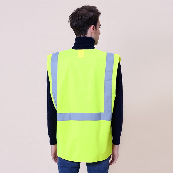 safety vest with pockets b