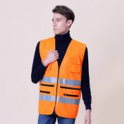 traffic safety vest b